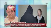 TV8'de  Serap Paköz'ün programında şaşırtan görüntü!