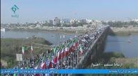İran'da sokaklar karıştı! On binlerce insan gösteri yapıyor!