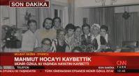 Münir Özkul'un ölüm haberi, öğrencisi Müjdat Gezen'i ağlattı