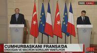 Cumhurbaşkanı Erdoğan, Fransız gazeteciyi fena azarladı