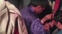 Hindistan'da bir adam düğünden kaçırılıp zorla evlendirildi
