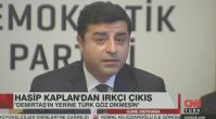 Hasip Kaplan'dan HDP'yi karıştıran tweet'ler