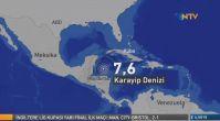 Honduras'ta 7.6 şiddetinde deprem... Tsunami uyarısı yapıldı