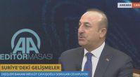 Dışişleri Bakanı Mevlüt Çavuşoğlu'ndan açıklamalar