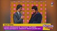 """Şahan Gökbakar'ın Filmi Çıkmadan """"Kayhan Karakteri Çalıntı Çıktı"""" İddiası Patlak Verd..."""