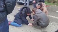 Trabzon'da kaza 4 yaralı