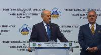 """Devlet Bahçeli: """"MHP olarak 15 Temmuz ihanetinin yaşandığı ilk andan itibaren duruşumuzu çok ne..."""