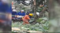 Kolombiya'da köprü çöktü! Çok sayıda ölü ve yaralı var!