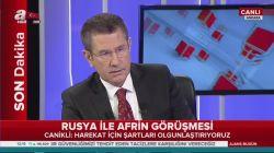 Canikli'den Afrin açıklaması: Tüm terör hatları ortadan kaldırılacak