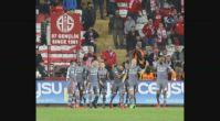 Antalyaspor - Beşiktaş maçından kareler -2-