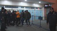 Galatasaray Kayseri'ye geldi