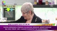 Şişman Gencin Anlattıkları Canan Karatay'ı Krize Soktu