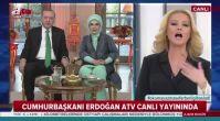 Cumhurbaşkanı Erdoğan, Müge Anlı'da okuma yazma seferberliği başlattı .