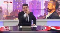 Akit TV Spikeri, masaya vura vura Adnan Oktar için çağrıda bulundu