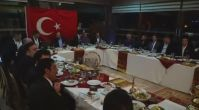 Adnan Oktar Ankaralı Turgut'la sıra gecesi yaptı!