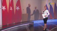 Cumhurbaşkanı Erdoğan, Putin ve Ruhani ile telefonda görüştü