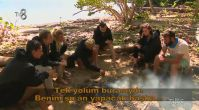 Survivor Gönüllüler adasında Cumali krizi