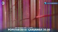 Popstar 2018'den Deniz Seki'li fragman