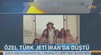 Başaran Holding'in uçağı İran'da düştü!