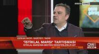 Canlı yayında bomba iddia: AK Parti'nin adayı Ahmet Davutoğlu!