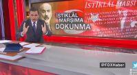 Fatih Portakal'dan İstiklal Marşı tepkisi: 'Bunlar çok tehlikeli konular, keşke girmeseydiniz'