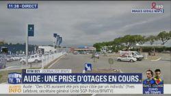 Fransa'da rehine krizi! IŞİD üstlendi