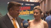Ünlü DJ Berna Öztürk'e galada takıntılı hayranından saldırı