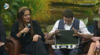 Beyaz Show'da İlker Ayrık'tan Demet Akalın'a 'acı' sürpriz!