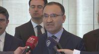 Hükümet Sözcüsü Bozdağ'dan flaş açıklamalar