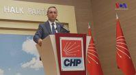 CHP: 'OHAL Şartlarında Seçim Mertçe Değil'
