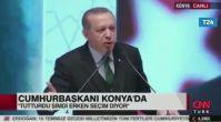 Cumhurbaşkanı Erdoğan: Ne erken seçimi ya