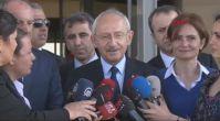 (Aktüel Görüntü) Kılıçdaroğlu erken seçimle ilgili soruları yanıtladı