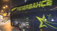 Fenerbahçe ve Beşiktaş kafileleri stattan ayrıldı