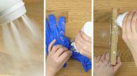 Bebe pudrasının 4 sıra dışı kullanımı