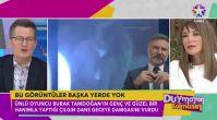 Ünlü oyuncu Burak Tamdoğan, genç güzelle gece kulübünde çılgınlar gibi eğlendi