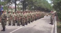 Askerlerimizden Galatasaray'a sürpriz beste