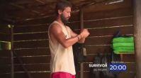 Survivor Yeni Bölüm Fragmanına Hakan ve Anıl'ın Tartışması Damga Vurdu