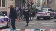 Paris'te rehine alarmı