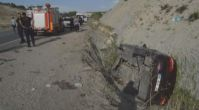 Bayramda trafik kazalarının bilançosu ağır oldu: 61 ölü, 579 yaralı