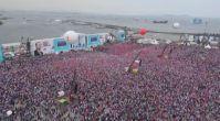 - AK Parti İstanbul Mitingine 1 milyon 300 binlik katılım