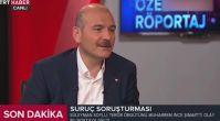 İçişleri Bakanı Süleyman Soylu'dan Selahattin Demirtaş'ın TRT konuşmasına tepki