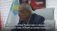 İYİ Parti Karşıyaka İlçe Başkanı Mehmet Yıldırım