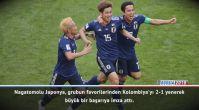 Maç Raporu: Kolombiya 1-2 Japonya