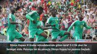 Maç Raporu: Polonya 1-2 Senegal