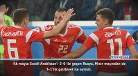 Maç Raporu: Rusya 3-1 Mısır