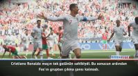 Maç Raporu: Portekiz 1-0 Fas