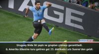 Maç Raporu: Uruguay 1-0 S. Arabistan