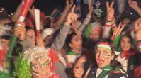 Taraftar Sahnede - İranlılar & İspanyollar