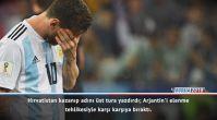 Maç Raporu: Arjantin 0-3 Hırvatistan