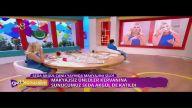 Seda Akgül canlı yayında makyajını sildi